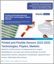 Printed and Flexible Sensors 2022-2032: Technologies, Players, Markets