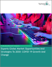 Esports Global Market Opportunities And Strategies To 2030: COVID-19 Growth And Change