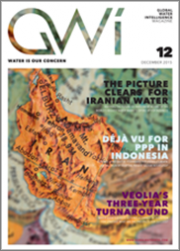 GWI (Global Water Intelligence) Magazine Subscription