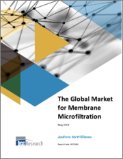 The Global Market for Membrane Microfiltration