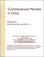Cyclohexanone Markets in China