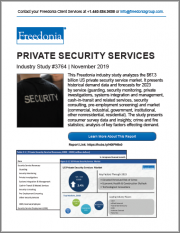 Private Security Services (US Market & Forecast)