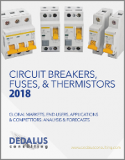 Circuit Breakers, Fuses, & Thermistors 2018 - Global Markets, End-Users, Applications & Competitors: Analysis & Forecasts