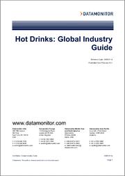 Hot Drinks Global Industry Guide 2013-2022
