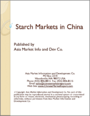 Starch Markets in China