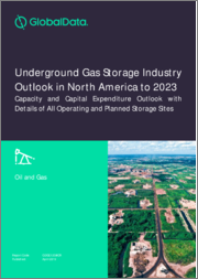 Underground Gas Storage Industry Outlook in North America to 2022 - Capacity and Capital Expenditure Forecasts with Details of All Operating and Planned Storage Sites