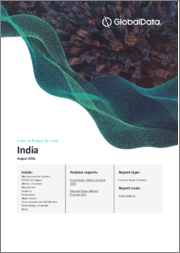 India Power Market Outlook to 2030, Update 2019 - Market Trends, Regulations, and Competitive Landscape