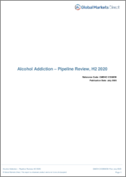 Alcohol Addiction - Pipeline Review, H1 2019
