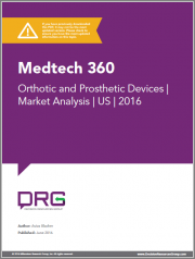 Orthotic Devices | Medtech 360 | Market Insights | United States | 2019