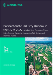 Polycarbonate Industry Outlook in the US to 2022 - Market Size, Company Share, Price Trends, Capacity Forecasts of All Active and Planned Plants