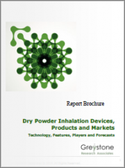 Dry Powder Inhalation Devices, Products and Markets