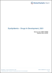 Dyslipidemia - Pipeline Review, H1 2019