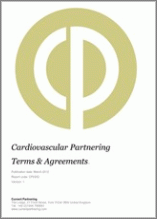 Global Cardiovascular Partnering 2014-2020: Deal trends, players and financials