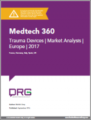 Trauma Devices | Medtech 360 | Market Insights | Europe | 2019