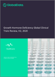 Growth Hormone Deficiency Global Clinical Trials Review, H2, 2020