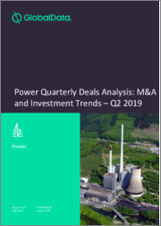Power Quarterly Deals Analysis: M&A and Investment Trends - Q3 2018