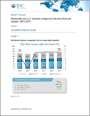 Worldwide and U.S. Systems Integration Services Forecast, 2020-2024