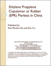 Ethylene Propylene Copolymer or Rubber (EPR) Markets in China