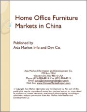 Home Office Furniture Markets in China