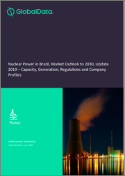 Nuclear Power in Brazil, Market Outlook to 2030, Update 2019 - Capacity, Generation, Regulations and Company Profiles