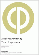Global Metabolic Partnering 2014-2020: Deal trends, players and financials