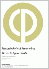 Global Musculoskeletal Partnering 2014-2019: Deal trends, players and financials