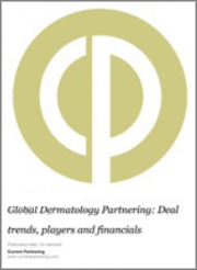 Global Dermatology Partnering 2014-2019: Deal trends, players and financials