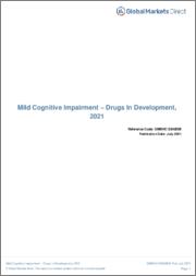 Mild Cognitive Impairment - Pipeline Review, H1 2019