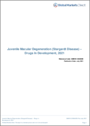 Juvenile Macular Degeneration (Stargardt Disease) - Pipeline Review, H1 2019