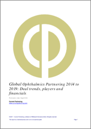 Global Ophthalmics Partnering 2014-2020: Deal trends, players and financials