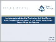 North American Industrial Protective Clothing Market, Forecast to 2024