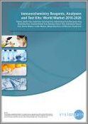 Global Immunochemistry Reagents, Analyzers and Test Kits Market 2019-2029