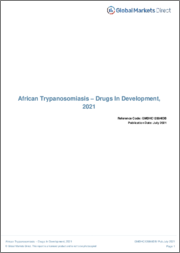 African Trypanosomiasis - Pipeline Review, H1 2019