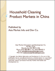 Household Cleaning Products Markets in China