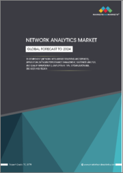 Network Analytics Market by Component (Network Intelligence Solutions and Services), Application (Network Performance Management, Customer Analysis, and Quality Management), Deployment Type, Organization Size, End-User, Region - Global Forecast to 2024
