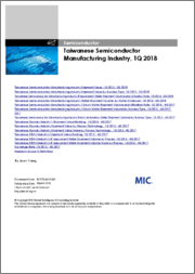 Taiwanese Semiconductor Manufacturing Industry, 4Q 2018