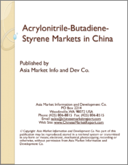 Acrylonitrile-Butadiene-Styrene Markets in China