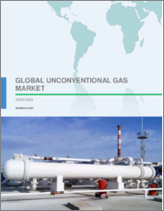 Unconventional Gas Market by Type, End-users, and Geography - Forecast and Analysis 2020-2024