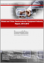 Global and China Semiconductor Equipment Industry Report, 2019-2025