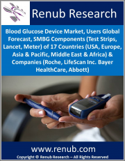 Blood Glucose Device Market, Users Global Forecast, SMBG Components of 17 Countries (America, Europe, Asia & Pacific, MENA) & Companies