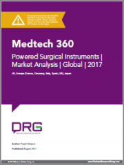 Powered Surgical Instruments | Medtech 360 | Market Insights | Global