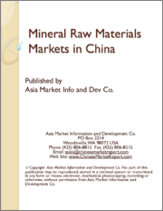 Mineral Raw Materials Markets in China
