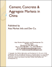 Cement, Concrete & Aggregate Markets in China