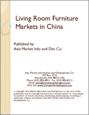 Living Room Furniture Markets in China