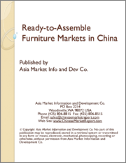 Ready-to-Assemble Furniture Markets in China