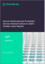Russia Cardiovascular Prosthetic Devices Market Outlook to 2025 - Cardiac Valve Repairs and Transcatheter Mitral Valve Repair (TMVR)