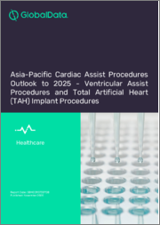 Asia-Pacific Cardiac Assist Procedures Outlook to 2025 - Total Artificial Heart (TAH) Implant Procedures and Ventricular Assist Procedures