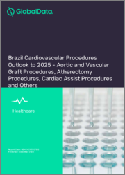 Brazil Cardiovascular Procedures Outlook to 2025 - Cardiac Assist Procedures, Cardiac Rhythm Management (CRM) Procedures, Cardiovascular Surgery Procedures, Clot Management Procedures and Others