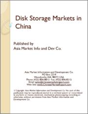 Disk Storage Markets in China