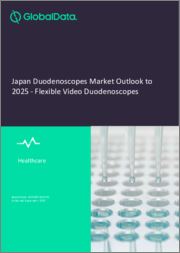 Japan Duodenoscopes Market Outlook to 2025 - Flexible Video Duodenoscopes